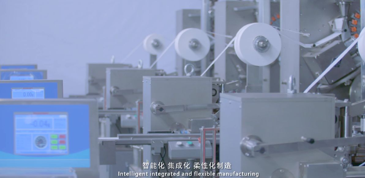 智能饮品包装设备bwin中国注册